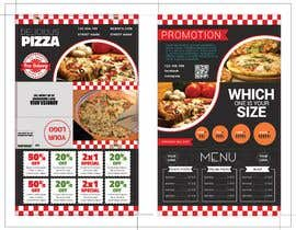 #42 για Design a Pizza Themed Self Mailer από caropena