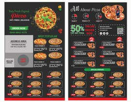 #37 για Design a Pizza Themed Self Mailer από mdtafsirkhan75