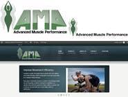 Graphic Design Entri Peraduan #39 for Graphic Design for Advanced Muscle Performance
