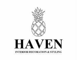 AnnaVannes888 tarafından Design a Logo - Haven Interior Decoration & Styling için no 170