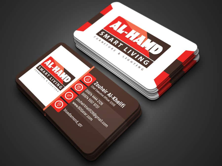 Entry #94 by salmancfbd for I want Printable design business card ...