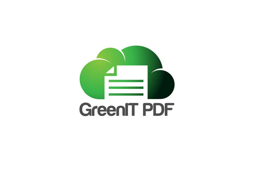 #61 for Logo Design for Green PDF Paper by marcopollolx