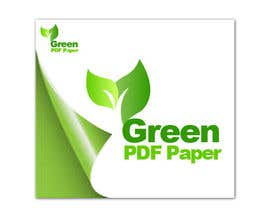 #432 para Logo Design for Green PDF Paper por LogoDunia