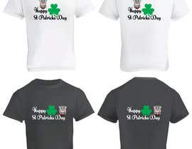 #15 for T-shirts St patrick's day by jpsam