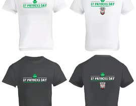 #17 for T-shirts St patrick's day by jpsam