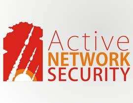 dyv님에 의한 Logo Design for Active Network Security.com을(를) 위한 #10