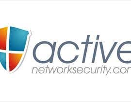 #31 untuk Logo Design for Active Network Security.com oleh gauthum