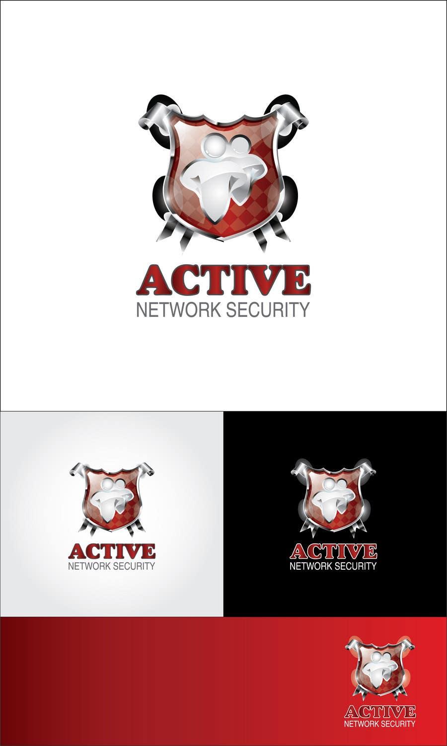 Participación en el concurso Nro.                                        78                                      para                                         Logo Design for Active Network Security.com