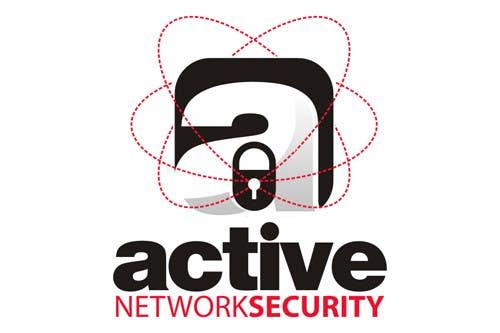 Inscrição nº                                         5                                      do Concurso para                                         Logo Design for Active Network Security.com