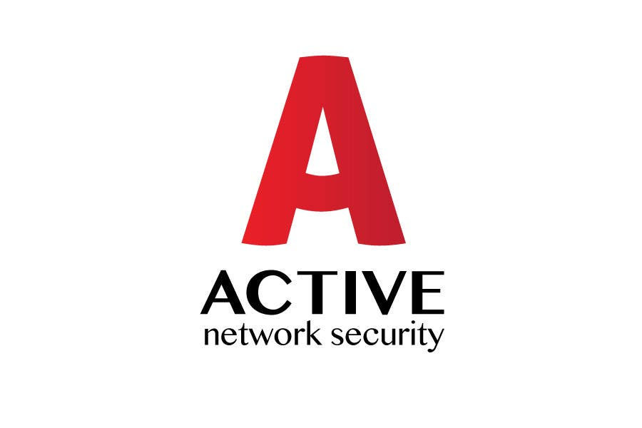 Contest Entry #                                        55                                      for                                         Logo Design for Active Network Security.com