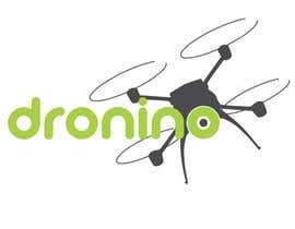 lnnone tarafından Disegnare un Logo for dronino.com için no 59