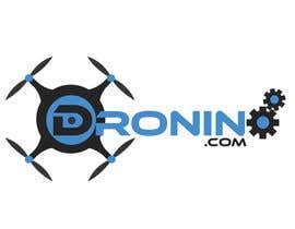 jinbasco tarafından Disegnare un Logo for dronino.com için no 61