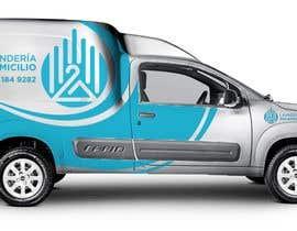 #37 for Car Branding - Delivery Car by artdjuna
