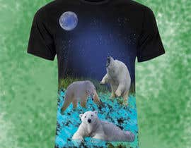 #54 for Design Animal T Shirts by iqbal9400