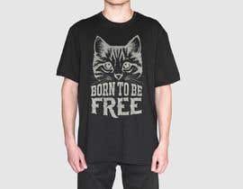 #132 for Design Animal T Shirts by stephanyprieto