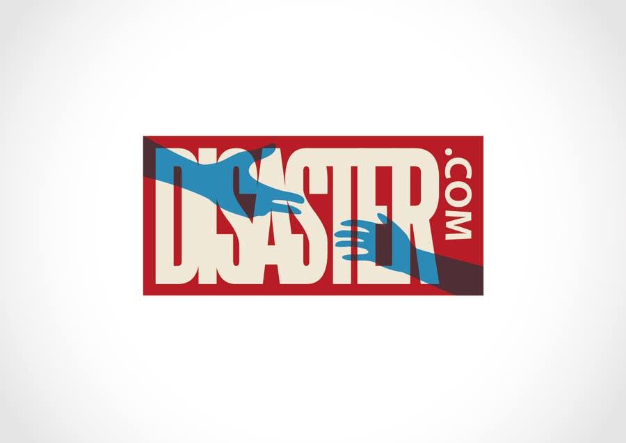 Penyertaan Peraduan #158 untuk Logo Design for Disaster.Com - Giving Back to the Community