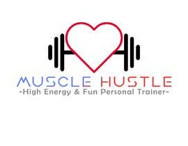 #11 for I need a logo design for my personal training business, the name is muscle hustle! High energy and fun personal trainer! by tamtham