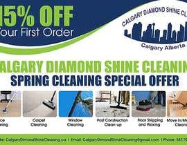 #55 for Flyer for a cleaning company by maidang34