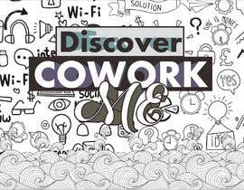 #14 for Design a wall mural for a CoWorking space by ahmed7najih
