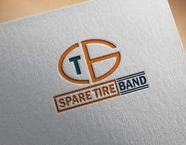 #211 for Spare Tire Band Logo by ebrahimdgfx