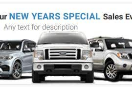 #8 para Multiple Designs Wanted $25 each: Design a HTML banner for car dealerships de SaraFawzi