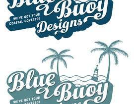 #113 para Logo design for Blue Buoy designs.  A coastal home decor & apparel store de totemgraphics