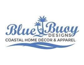 #126 para Logo design for Blue Buoy designs.  A coastal home decor & apparel store de saifulislam321