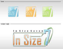 #37 cho Logo Design for In Size Seven (shoes) bởi ariesta1503