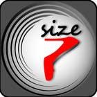Logo Design for In Size Seven (shoes) için Graphic Design53 No.lu Yarışma Girdisi