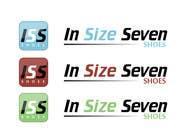Logo Design for In Size Seven (shoes) için Graphic Design99 No.lu Yarışma Girdisi