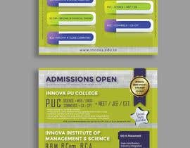 #16 for Design a flyer  for college admissions af princegraphics5