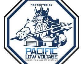 LouieJayO tarafından Design Security Sticker Logo için no 62
