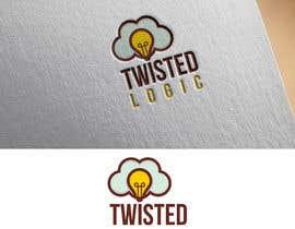 "#113 para Design an Iconic logo for company name ""Twisted Logic"" por Jane1427"