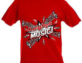 #5 untuk Logo Design for T-Shirt oleh shanklq