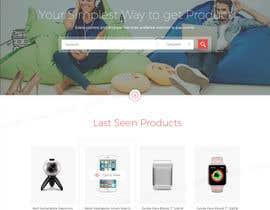 Nro 10 kilpailuun Design the home page of a website like Google käyttäjältä tamamanoj