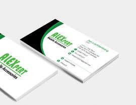 #44 untuk Business Card Design - Alexpert oleh lipiakter7896
