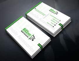 #38 untuk Business Card Design - Alexpert oleh Sraboniriya