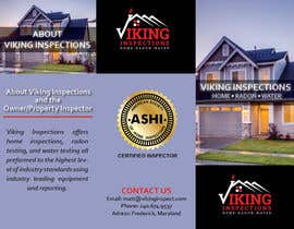 #16 for Brochure for Home Inspection company by GretaStamenova