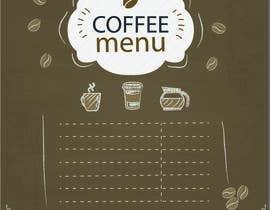 nº 12 pour Design a Table Menu for a Cafe par sajjadurrcbd