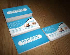 nº 163 pour Business Card Design for HYPNOSIS par creative99