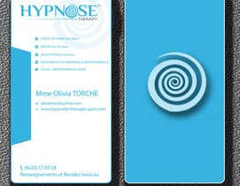 #150 untuk Business Card Design for HYPNOSIS oleh anistuhin