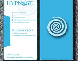 nº 158 pour Business Card Design for HYPNOSIS par anistuhin
