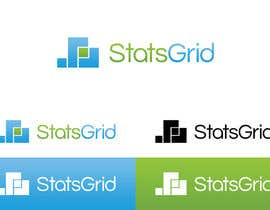 #114 for Logo Design for StatsGrid af Arpit1113