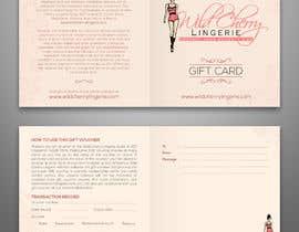 elgu tarafından Design a Gift Voucher için no 9