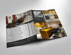 #6 for Design a fold-able A4/A3 menu for Spa by abdulmonayem85
