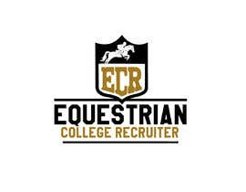#102 for Design a Logo for Equestrian College Recruiter by creativeliva
