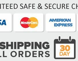 #8 for Design secure, shipping checkout images for shop page by mvraju2017