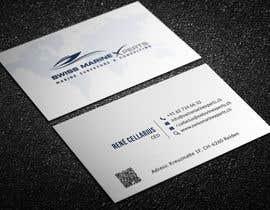 #756 for Design von Visitenkarten (Design Business Card) by nishat131201