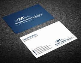 #540 for Design von Visitenkarten (Design Business Card) by rtaraq