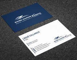 #829 for Design von Visitenkarten (Design Business Card) by rtaraq